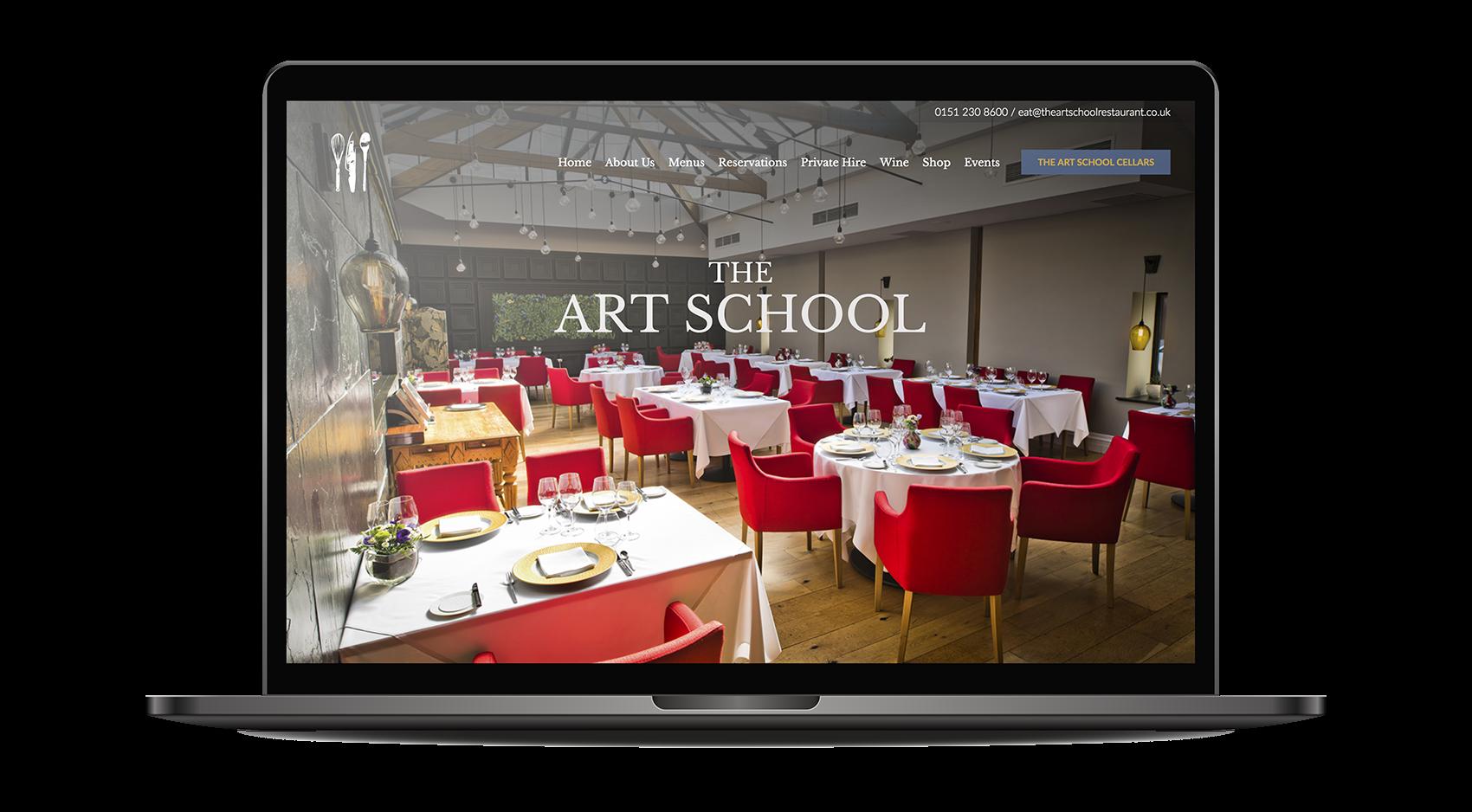 The Art School Restaurant Case Study