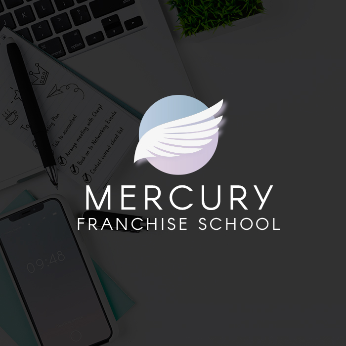 Mercury Franchise School Website Design and Development