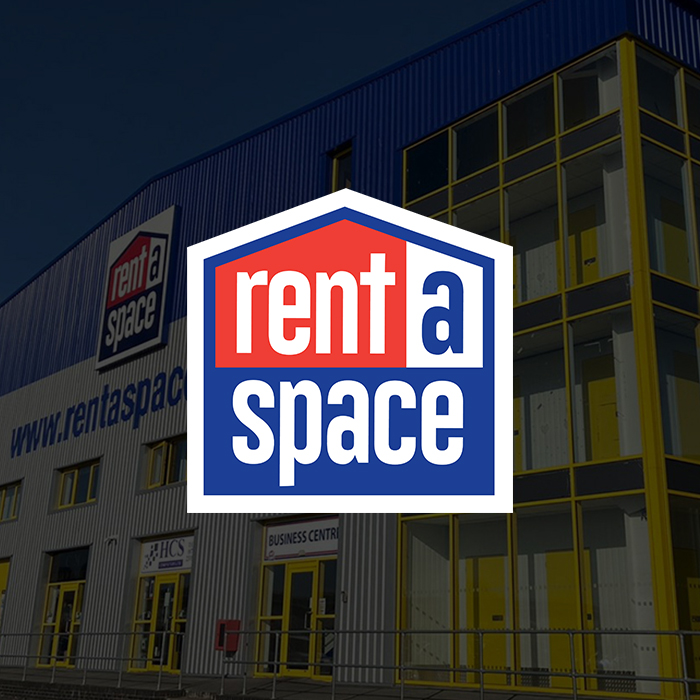Rent A Space website design and development